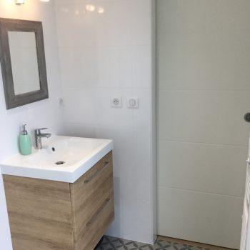Salle de bains - Andernos