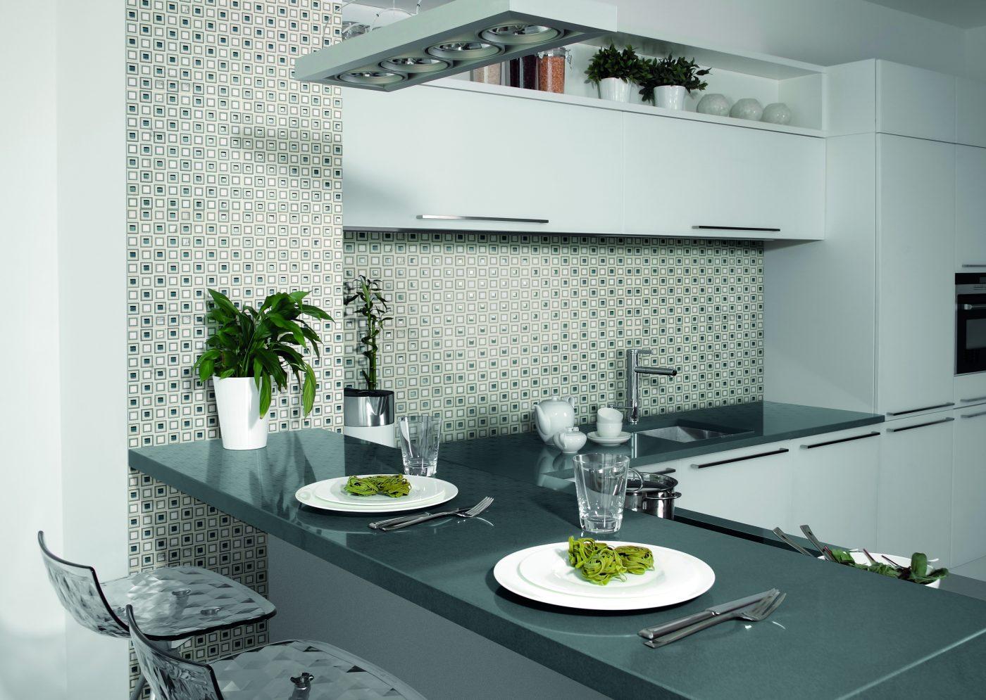 carrelage salle manger cuisine capbreton valceram. Black Bedroom Furniture Sets. Home Design Ideas